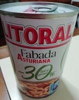 Fabada Asturiana Litoral - Producto