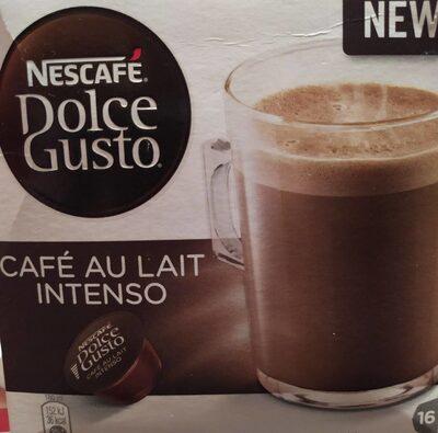Cafe au lait intenso