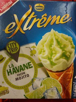 Extrême La Havane façon mojito - Produit