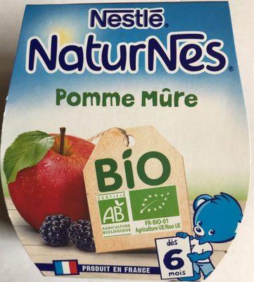 NaturNess Pomme Mûre - Prodotto - fr