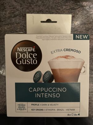 CAPPUCCINO INTENSO EXTRA CREMOSO - Product - en