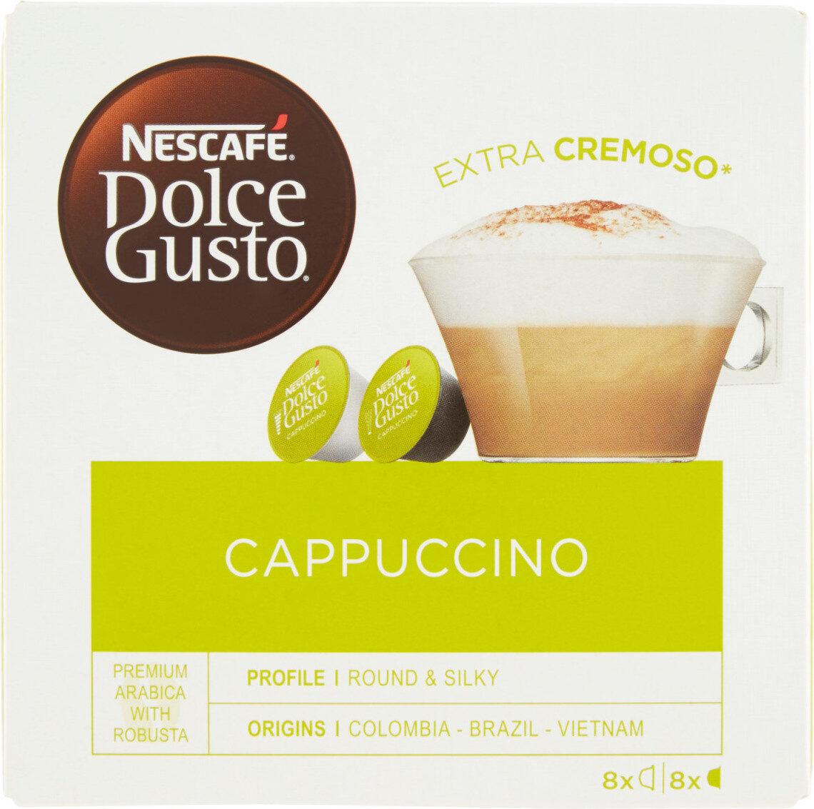 DOLCE GUSTO cappuccino - Prodotto - fr