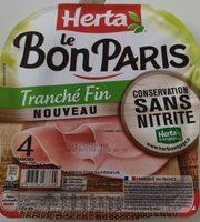 Le bon Paris tranché fin - Produit - fr