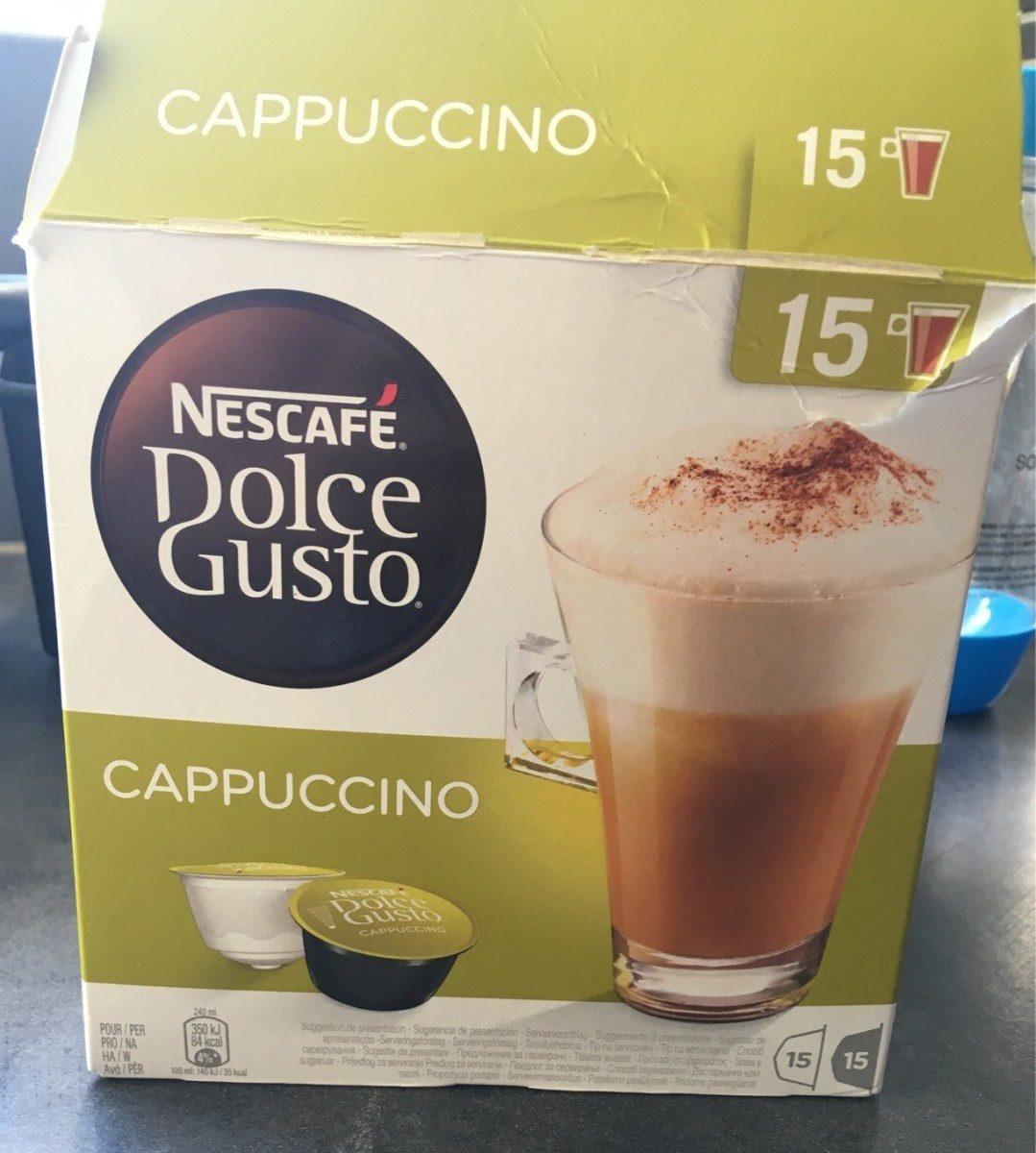 Cappuccino - Produit