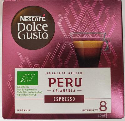 Peru espresso - Product - fr