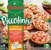 BUITONI PICCOLINIS Mini-Pizzas Surgelées Mexicana 270g (9 pièces) - Product