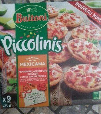 Piccolinis - Produit