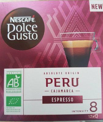 Absolute origin PERU cafe - Produit - fr