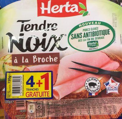 Tendre noix à la broche - Produit - fr