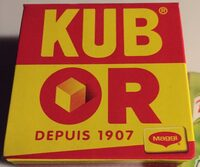 Kub Or - Maggi - Product - fr