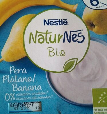 Naturnes Bio - Ingredientes