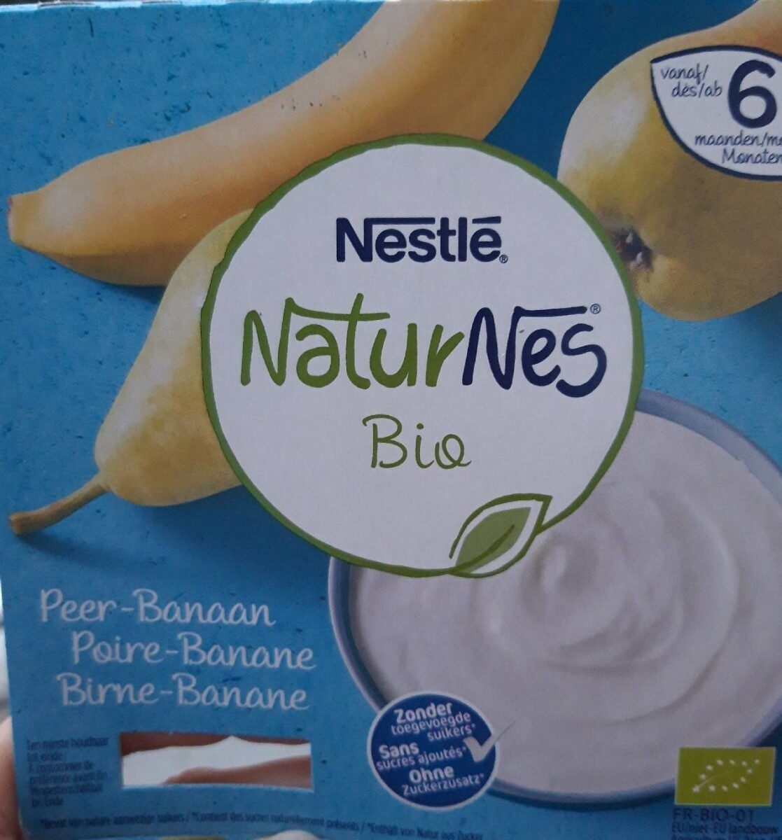 Naturnes bio - Product - fr