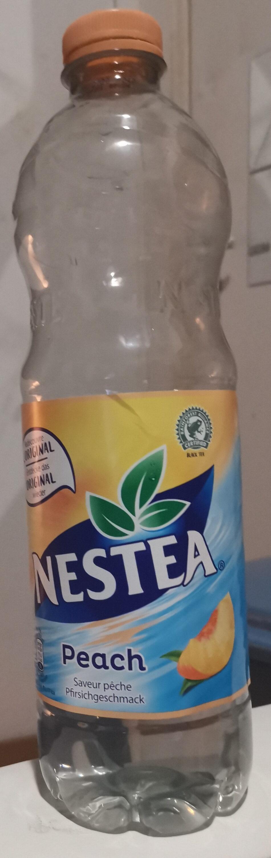 Nestea peach - Produit - fr