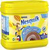NESQUIK Moins de Sucres Poudre Cacaotée boîte - Product