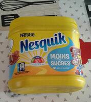 Nesquik moin de sucre - Informations nutritionnelles