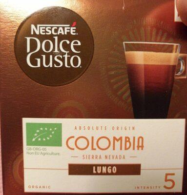 Nescafé Colombia - Produit