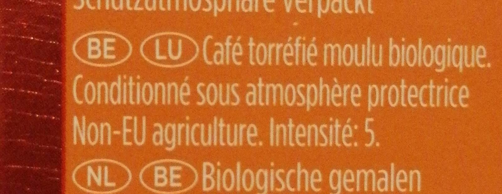 Nescafé Colombia - Ingrédients