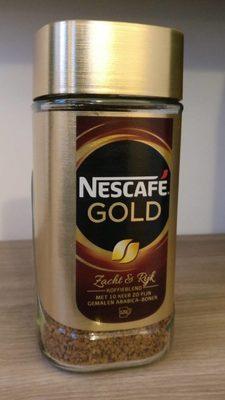 Nescafé Gold - Produit - fr