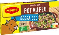 MAGGI Bouillon KUB Pot-au-feu Dégraissé x12 cubes - Prodotto - fr