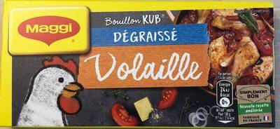 Bouillon Kub degraissé volaille - Product - fr