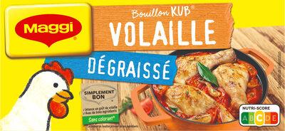 MAGGI Bouillon KUB Volaille Dégraissé x12 cubes - Product