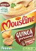 MOUSLINE Purée quinoa et pommes de terre - 2 sachets de 3/4 personnes - Produto