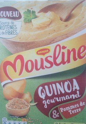 Mousseline - Produit