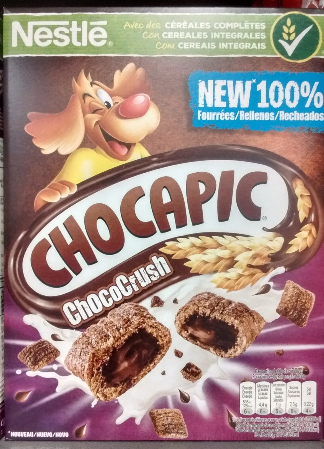 Chocapic ChocoCrush - Producto