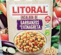 Ensalada de Garbanzos con su Vinagreta - Producto