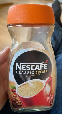 Nescafe classic crema - Produkt - de