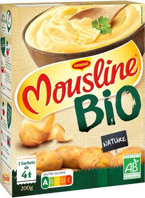 MOUSLINE Purée Bio Nature - Prodotto - fr