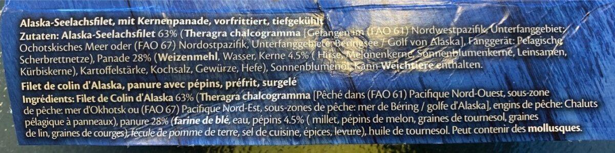 Crispy sticks - Ingrediënten - de