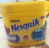 Nesquik 30% menos azúcares - Producto