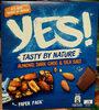 Nut bars - Prodotto