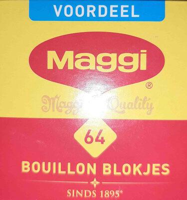 Maggi bouillon blokjes - Product - nl
