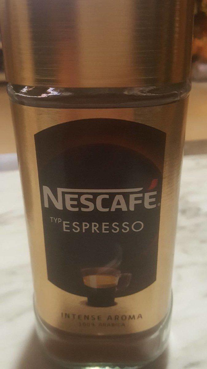 Espresso intense aroma - Product