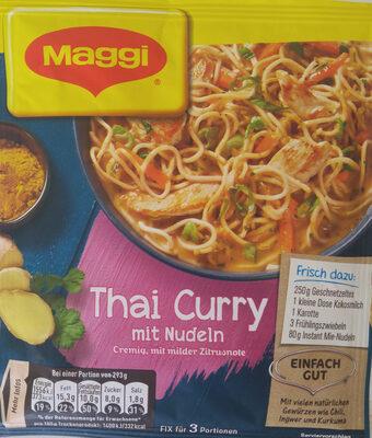 Thai Curry - Produit