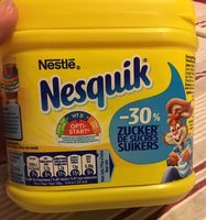 Nesquik -30% de sucres - Produit - fr