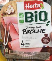 Jambon cuit à la broche - Product - fr