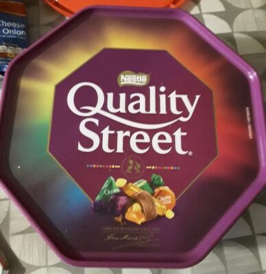 Quality Street - Produto