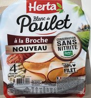 Blanc de Poulet à la Broche - Product