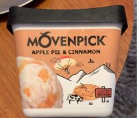 Apple pie & cinnamon - Product - en