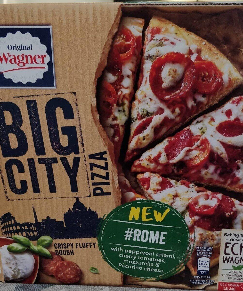 Big city pizza - Product - fr