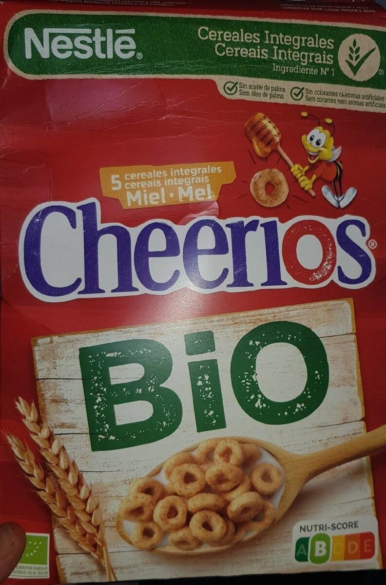 Cheerios Bio - Product - es