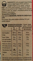 Cheerios Bio - Ingredientes - pt