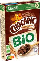 NESTLE CHOCAPIC BIO Céréales - Product - fr