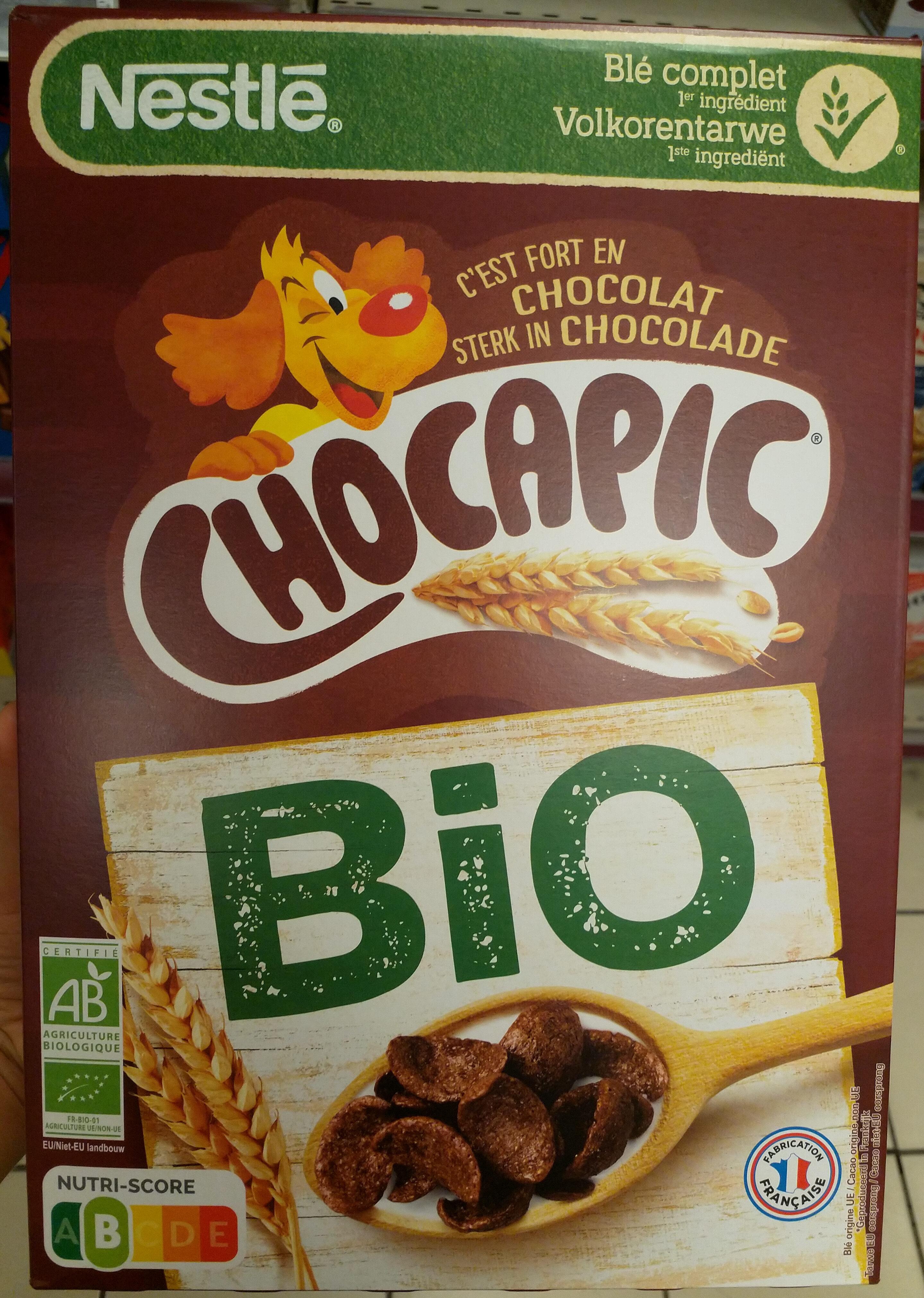 Chocapic Bio - Produit - fr