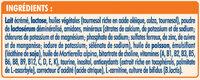 NESTLE NIDAL 1 Bébés Gourmands Lait infantile 1er âge 800g dès la Naissance - Ingredienti - fr
