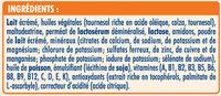 NESTLE NIDAL 3 Bébés Gourmands Lait de Croissance 800g dès 1 an - Ingredienti - fr