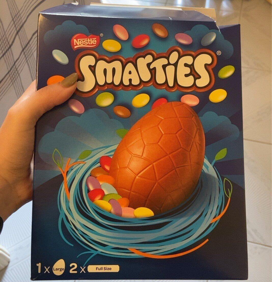 smarties egg - Product - en